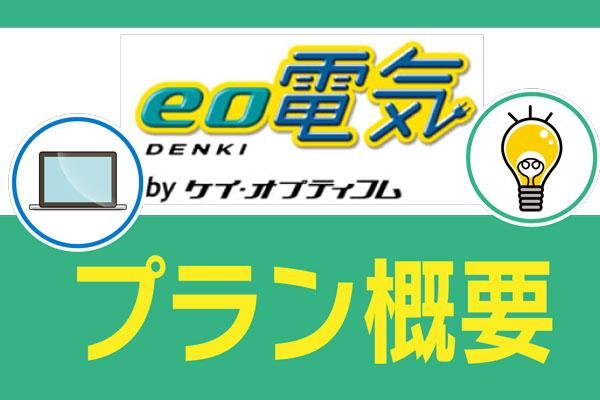 eo電気プラン