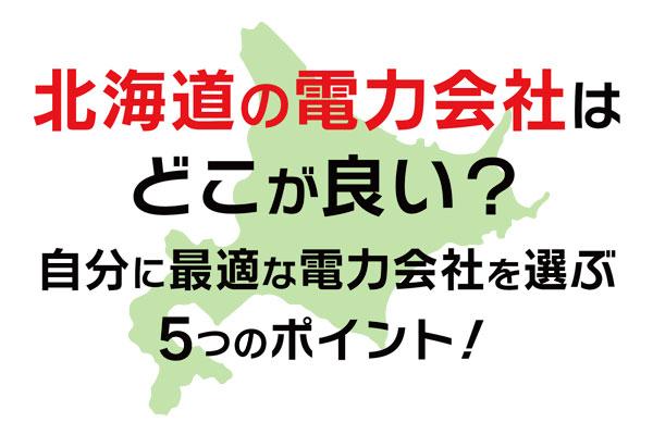 北海道 電力会社